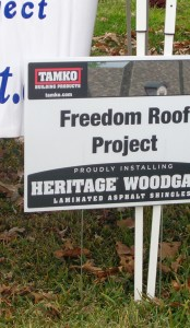 Freedom Roof Project